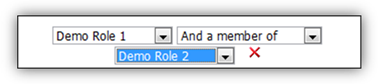 DNN Role Selector